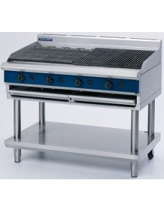 Blue Seal G598 Chargrill