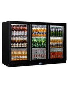 Levin SC3S Back Bar Cooler