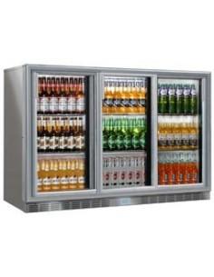 Levin SC3SSS Back Bar Cooler