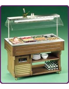 Levin ISOLA Hot Buffet Display
