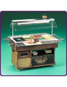 Levin ISOLA ELITE Hot Buffet Display