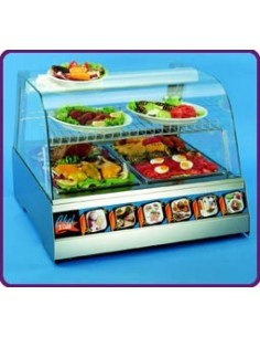 Levin CHEF Cold Glass Display