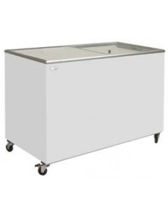 Levin SC RANGE Glass Lid Chest Freezer