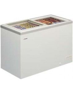 Levin CSG RANGE Glass Lid Chest Freezer