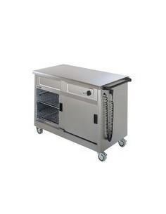 Lincat Mobile Hot Cupboard 3
