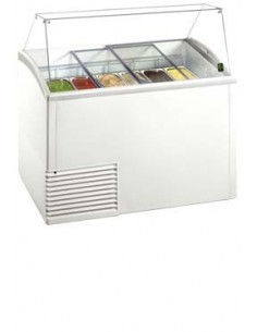 Levin SLANT Ice Cream Freezer