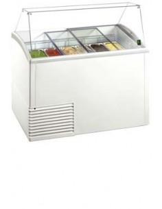 Levin SLANT Ice Cream Freezer