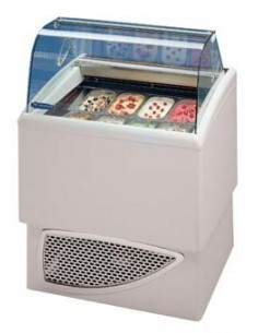 Levin CARISMA Ice Cream Freezer
