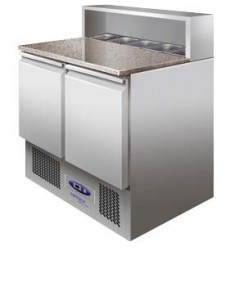 Levin PT Refrigerated Counter