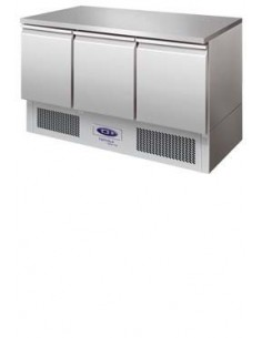 Levin SA Refrigerated Counter