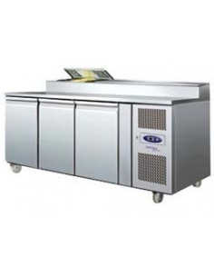 Levin SS Refrigerated Counter