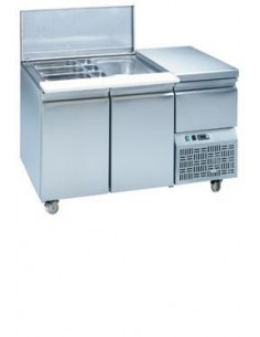 Levin L5 Refrigerated Counter