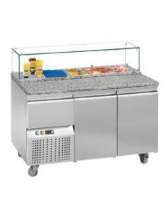 Levin L8 Refrigerated Counter