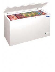 Levin LHFSS Chest Freezer Stainless Lid