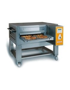 "Fage 1065V 41"" Electric or Gas Pizza Oven"