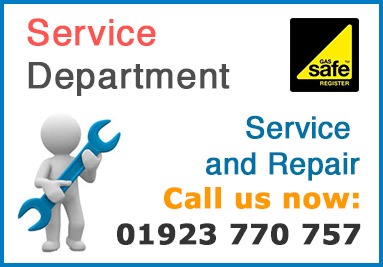 Service and Repair Department