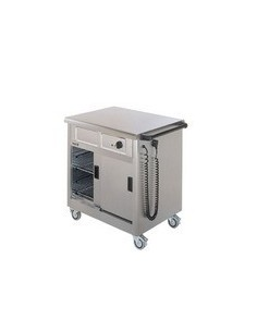 Lincat Mobile Hot Cupboard 2